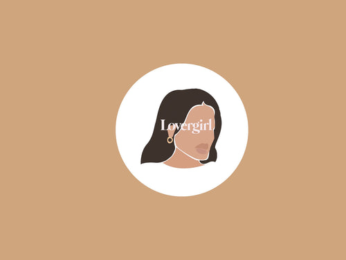 Lovergirl Stickers