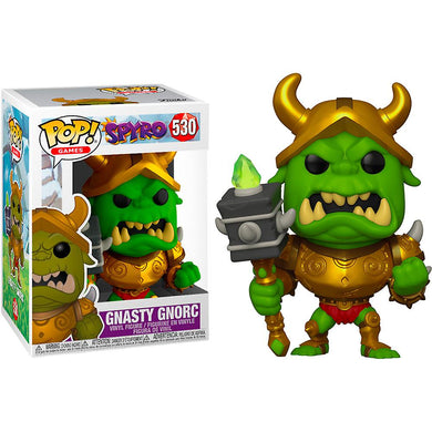 Spyro the Dragon POP! Games Vinyl Figure Gnasty Gnorc 9 cm