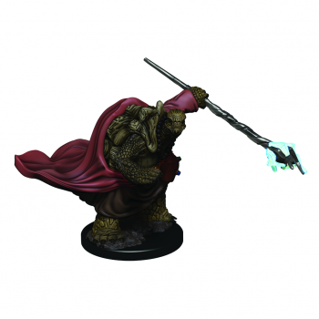 D&D Icons of the Realms Premium Figures: Male Tortle Monk  (1 stk - malet)
