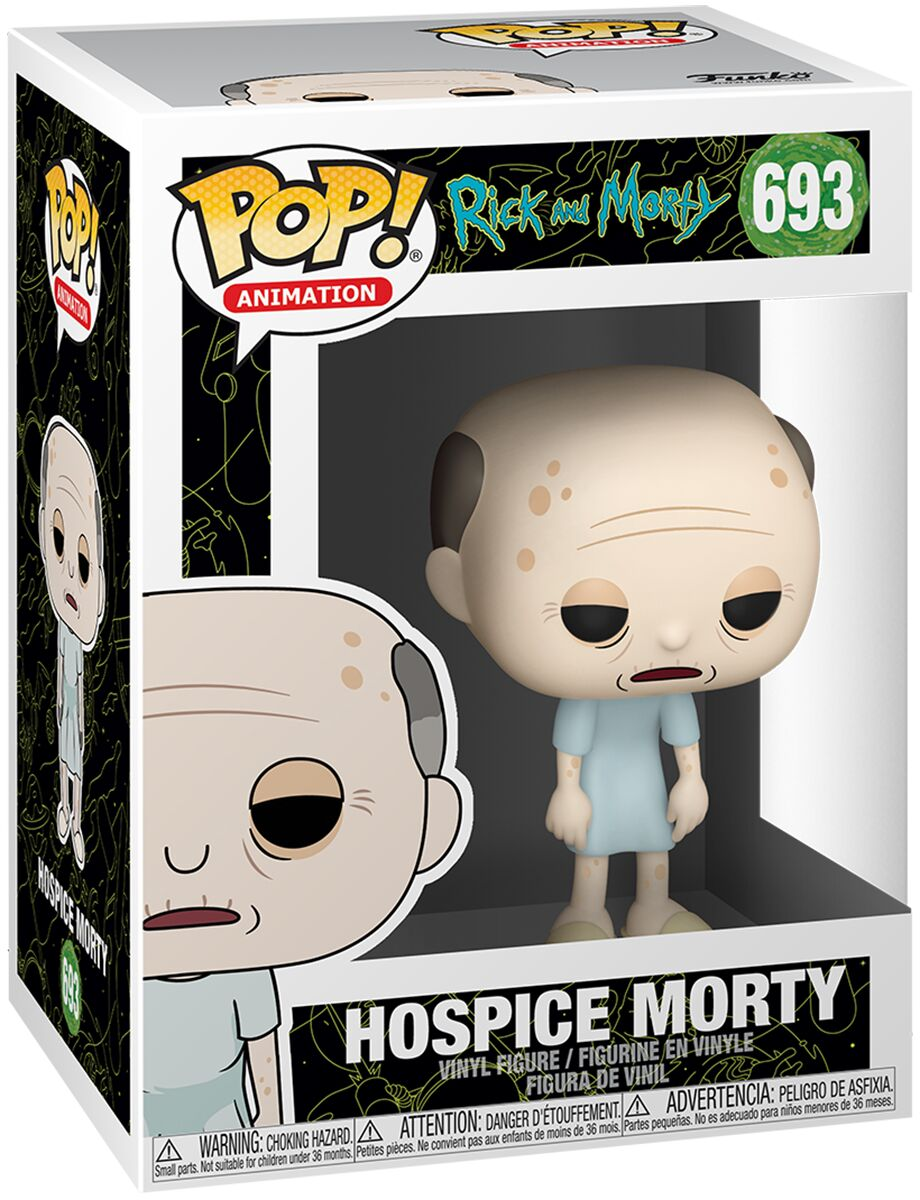 Rick and Morty - Hospice Morty