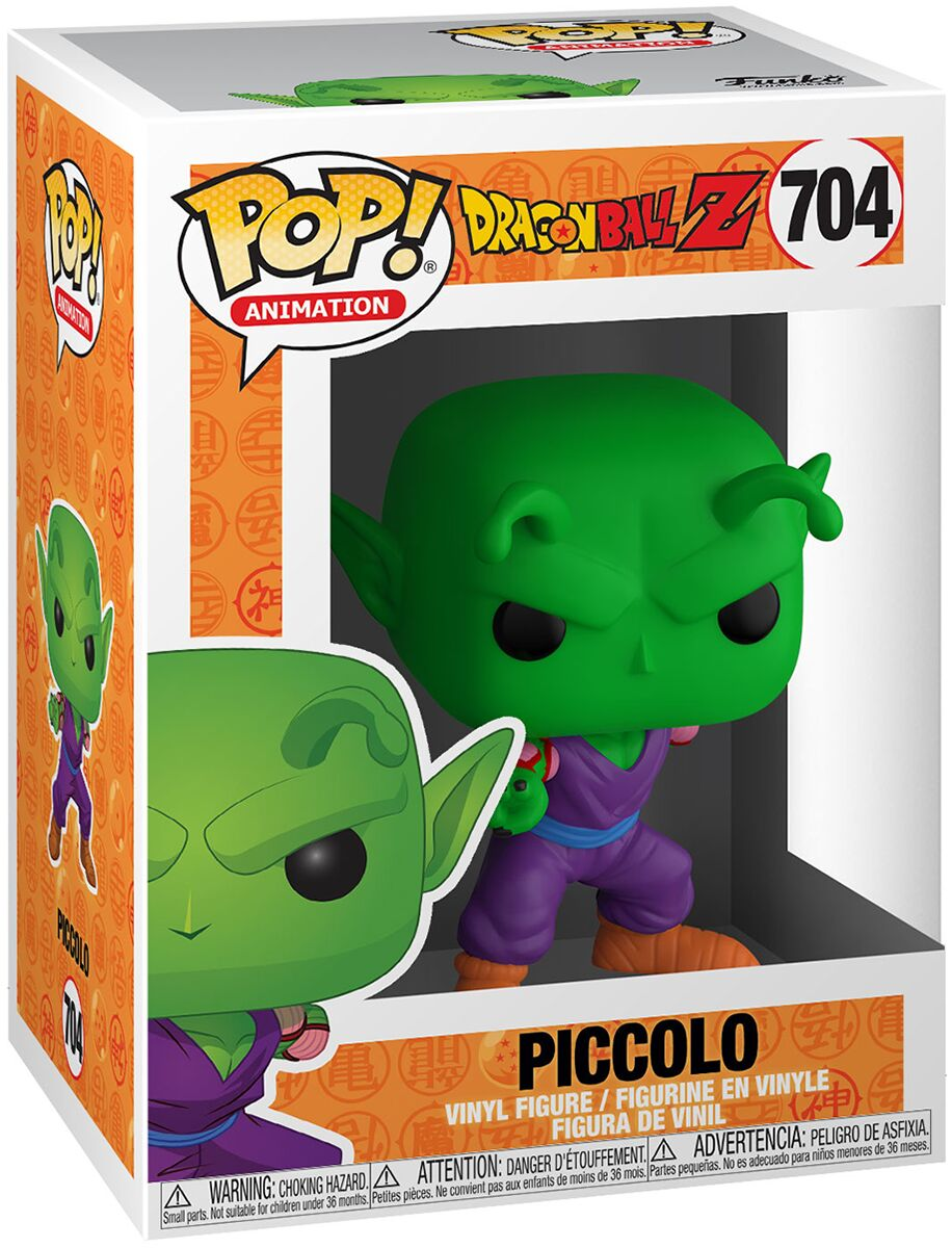Dragon Ball Z - POP! Animation Vinyl Figure Piccolo 9 cm