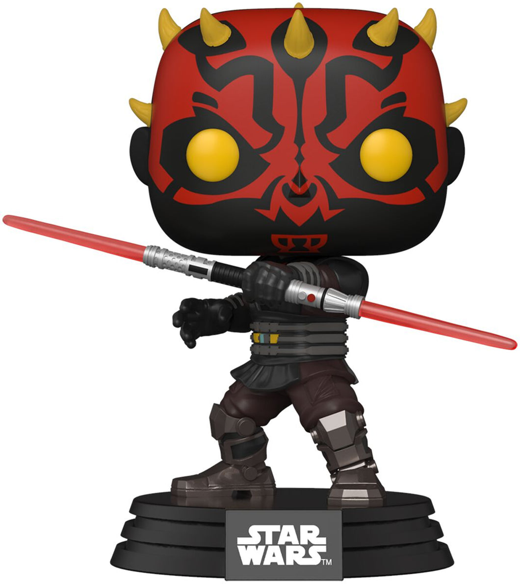 Star Wars: The Clone Wars - Darth Maul Pop!