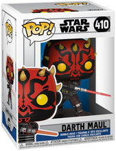 Indlæs billede til gallerivisning Star Wars: The Clone Wars - Darth Maul Pop!