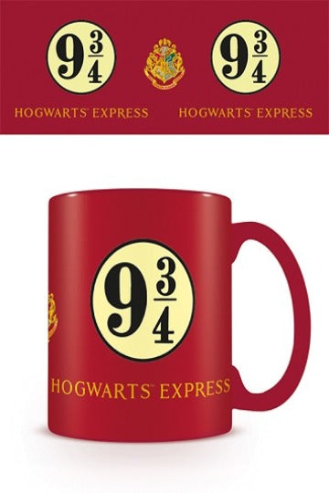 Harry Potter - Platform 9 3/4 krus Hogwarts Express