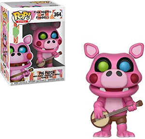 POP! Five Nights at Freddy's Big Patch  Funko