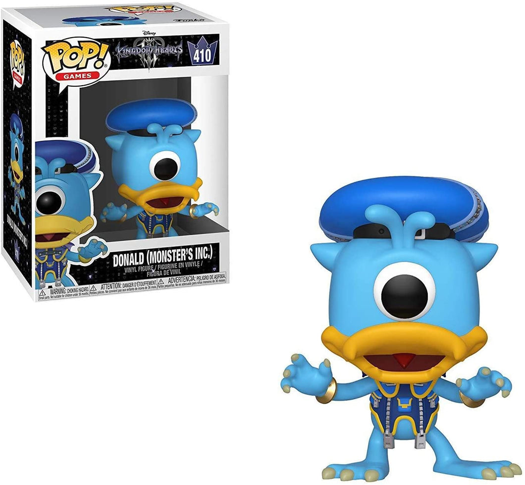 Kingdom Hearts 3- Donald (Monster's Inc.) - Pop!