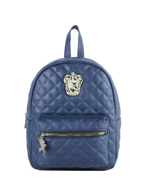 Harry Potter - Mini Rygsæk - Ravenclaw (Quilted)