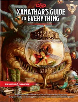 Xanathars Guide to Everything - Dungeons & Dragons 5th edition