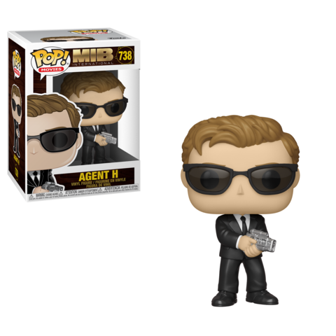 Men in Black - Agent H - 738 Funko Pop