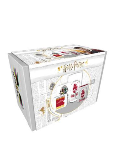 Harry Potter - Gave /Gift Box Quidditch