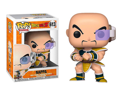 Dragon Ball Z - POP! Animation Vinyl Figure Nappa 9 cm