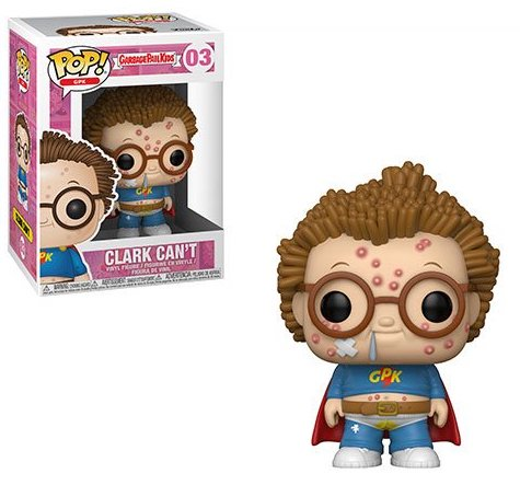 Garbage Pail Kids Clark Can't Pop! Vinyl