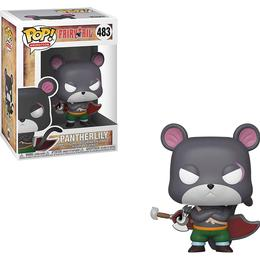 Fairy Tail - POP! Animation Vinyl Figure Pantherlily 9 cm