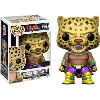 Tekken: Tekken King POP! Games Vinyl Figur