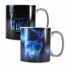 Indlæs billede til gallerivisning Harry Potter: Patronus Heat Change Mug