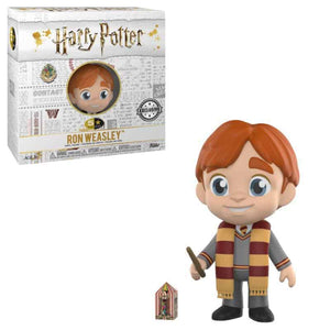 Harry Potter - 5-Star Vinyl Figure Ron Exclusive 8 cm