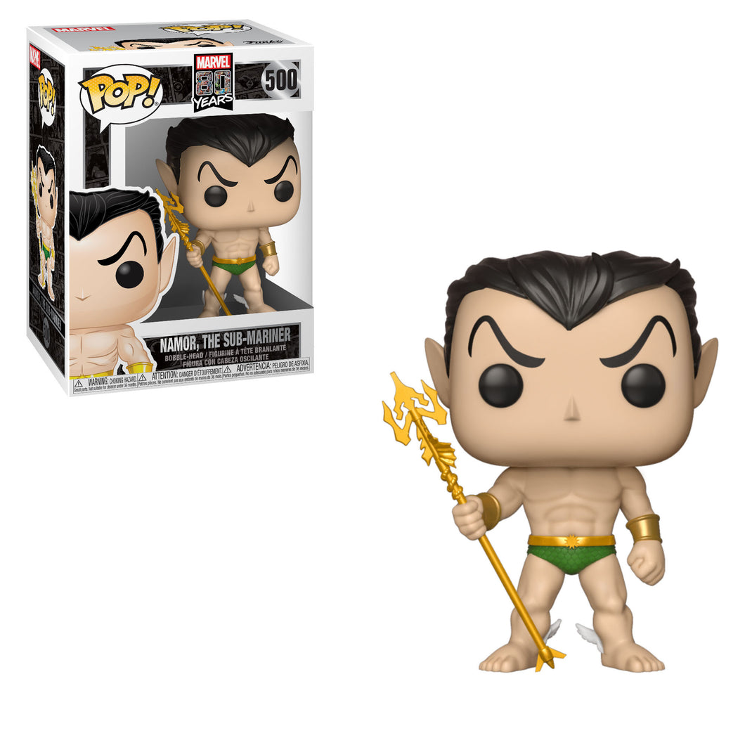 Marvel - Namor, The Sub-Mariner