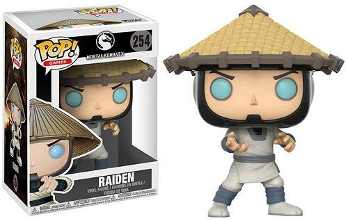 Mortal Kombat - POP! Games Mortal Kombat Raiden