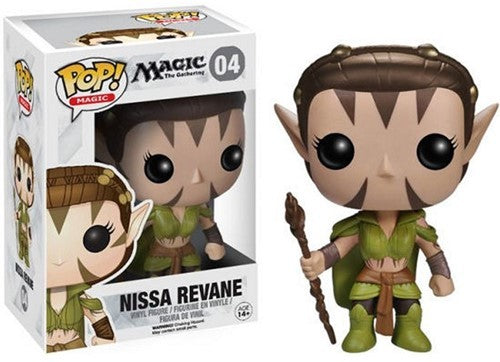 Magic The Gathering - Nissa Revane Pop!