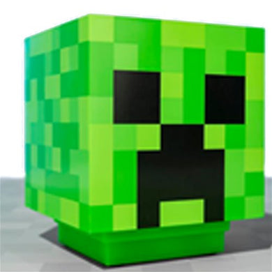Minecraft - Creeper Lampe
