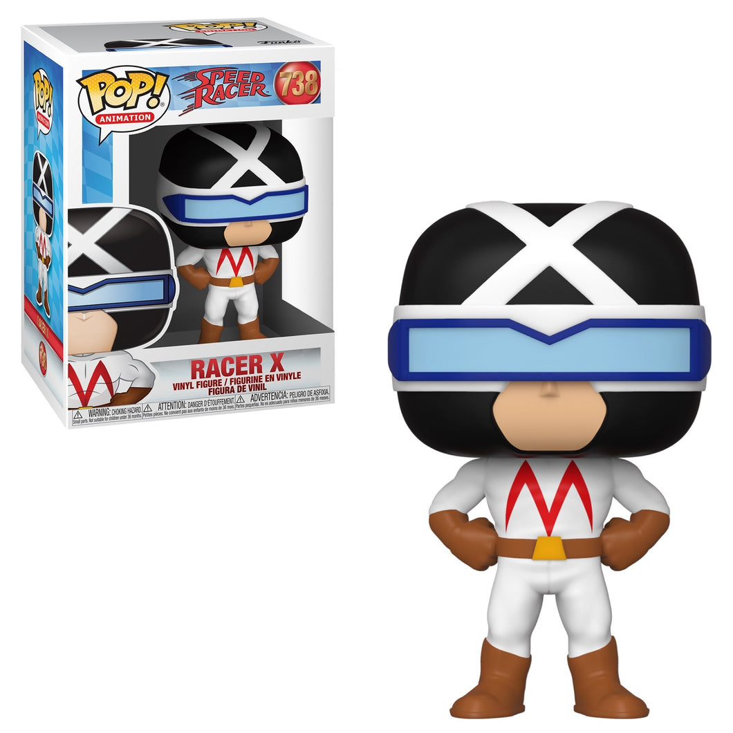 Speed Racer - Racer X -  Pop!