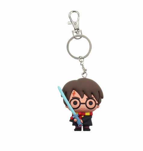 Harry Potter Rubber Nøglering Harry Potter 7 cm