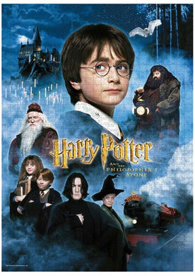 Harry Potter -  Harry og de vises sten - 1000 brikker
