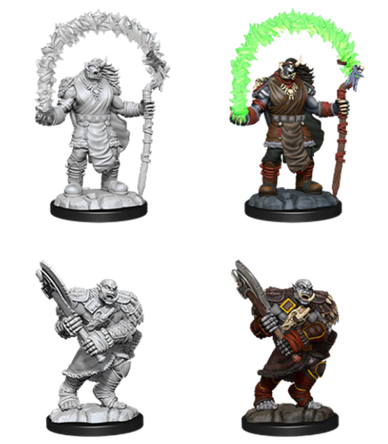 D&D Nolzur's Marvelous Miniatures  - Orc Adventures (2 units )