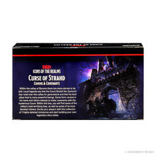 Indlæs billede til gallerivisning Dungeons and Dragons: Icons of the Realms - Curse of Strahd - Covens and Covenants Premium Box Set 2 (Malet)