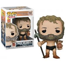 Cast Away - Chuck Noland and wilson - 791 Funko Pop 9cm