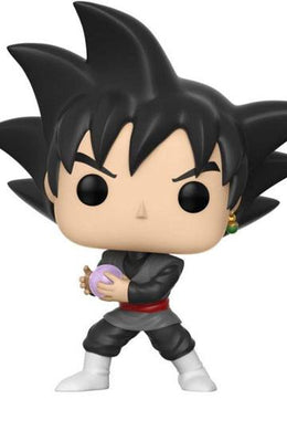 Dragon Ball Super - POP! Animation Vinyl Figure Goku Black 9 cm