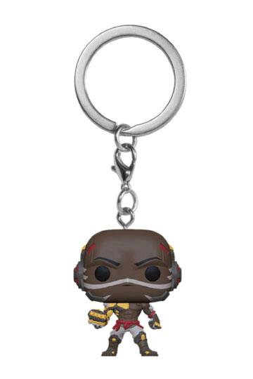 Overwatch Pocket POP! nøglering - Doomfist