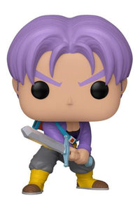 Dragon Ball Z - POP! Animation Vinyl Figure Trunks 9 cm