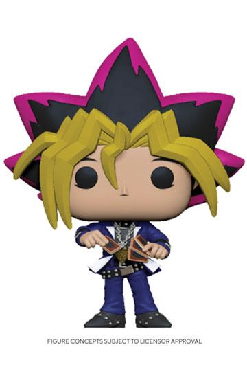 Yu-Gi-Oh! Pop! Animation Vinyl Figure Yugi Muto 9 cm