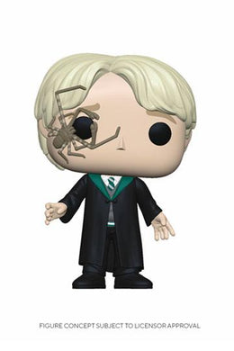 Harry Potter - POP! Movies Vinyl Figure Malfoy w/Whip Spider 9 cm