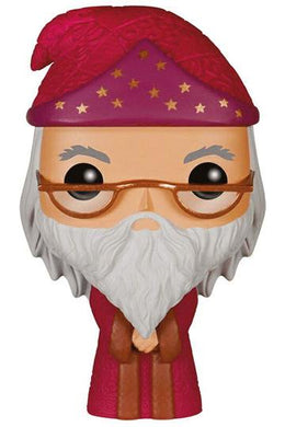 Harry Potter - POP! Movies Vinyl Figure Albus Dumbledore 10 cm