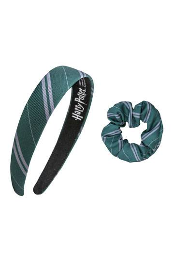 Harry Potter: Slytherin Classic Hair Accessories 2 Sæt