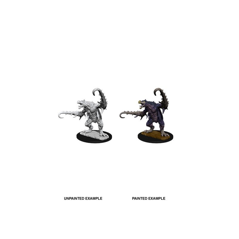 D&D Nolzur's Marvelous Miniatures   Horror Hook (Ikke malet) (1 stk)