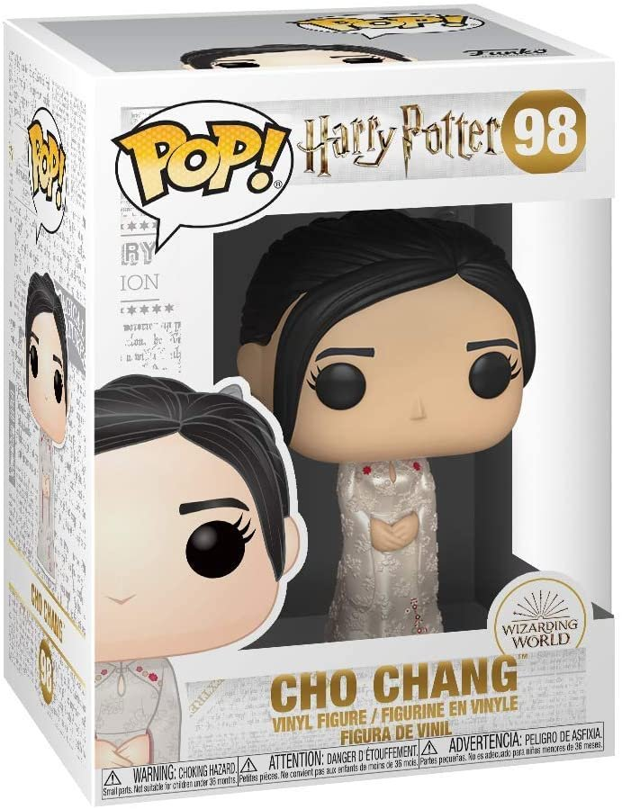 Harry Potter - Cho Chang Pop! 9cm