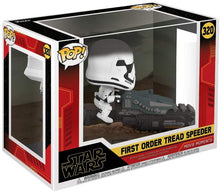 Indlæs billede til gallerivisning Star Wars Bobblehead First Order Tread Speeder Pop!