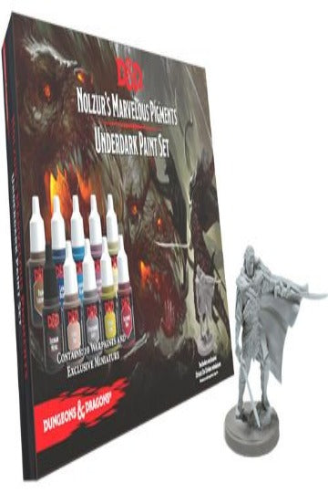 D&D Nolzur's Marvelous Pigments: Underdark Paint Set