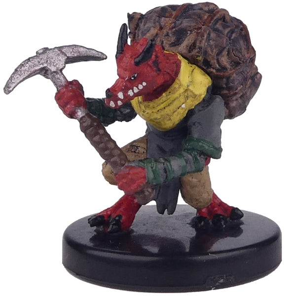 Dungeons And Dragons - Miniatures - Kobold Mountaineer ( Icewind Dale: Rime of the Frostmaiden)
