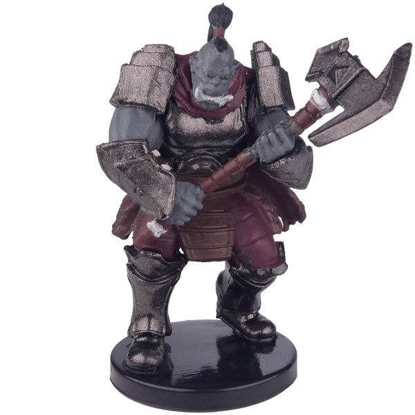 Dungeons And Dragons - Miniatures - Orog Ranger ( Icewind Dale: Rime of the Frostmaiden)
