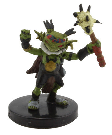Pathfinder Battles - Miniatures - Goblin Chieftain (1 stk - malet)