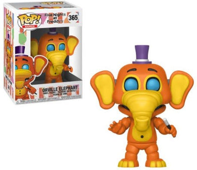 POP! Five Nights at Freddy's Orville Elephant  Funko