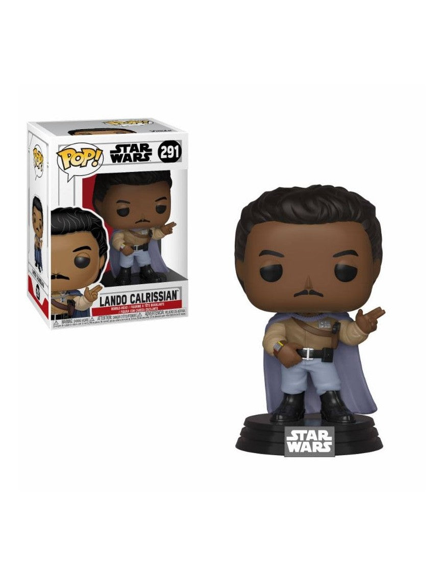 Star Wars - POP! Movies Vinyl Figure General Lando 9 cm