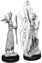 Load image into Gallery viewer, D&D Nolzur's Marvelous Unpainted Miniatures: Female Human Warlock ( 2 stk)