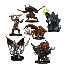 Indlæs billede til gallerivisning D&D Icons of the Realms: Descent into Avernus: Arkhan the Cruel and The Dark Order (6 stk - Malet)