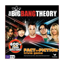 Indlæs billede til gallerivisning The Big Bang Theory - Brætspil Trivia Fact eller Fiktion  *Engelsk*