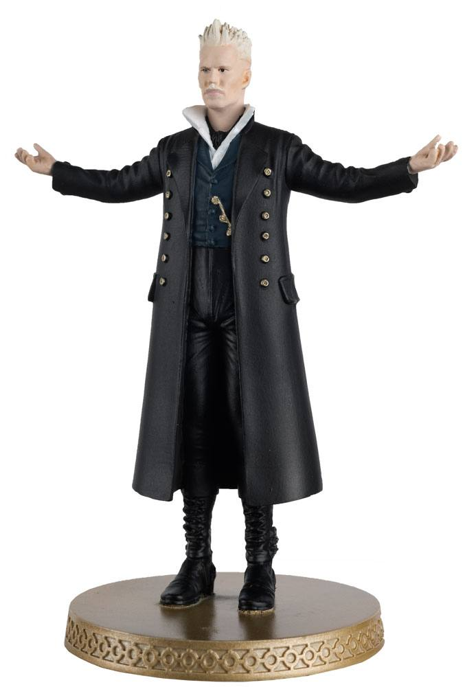 Harry Potter: Gellert Grindelwald 1:16 Figur - Wizarding World Collection